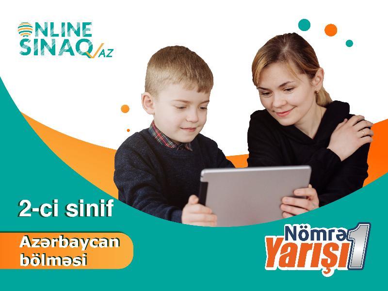 2-ci sinif Nömrə 1 Yarışı - Azərbaycan bölməsi