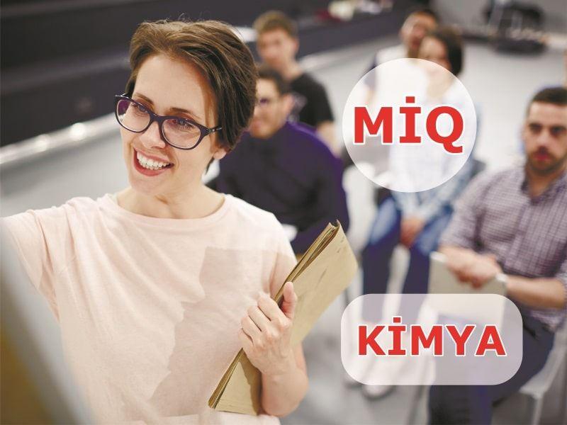 MİQ - Kimya