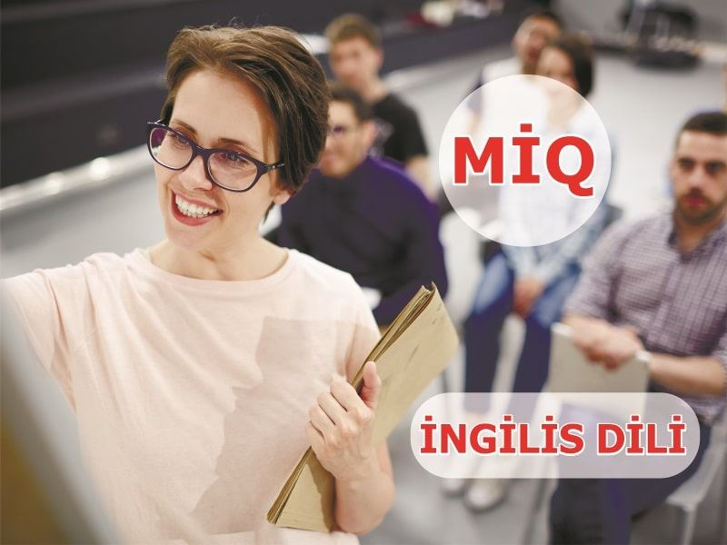 MİQ - İngilis dili