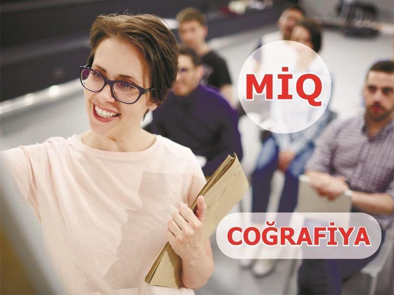MİQ - Coğrafiya