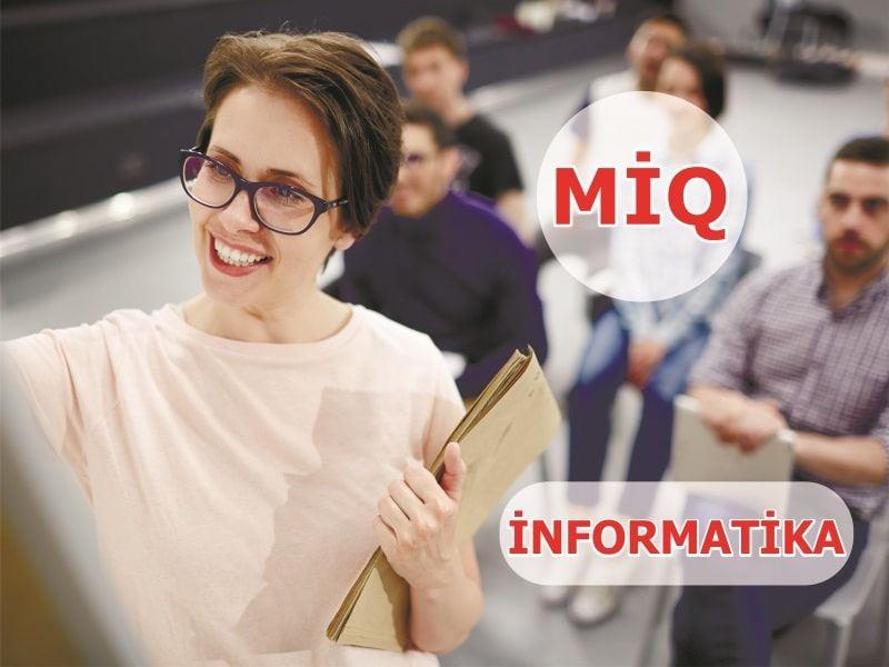 MİQ - İnformatika