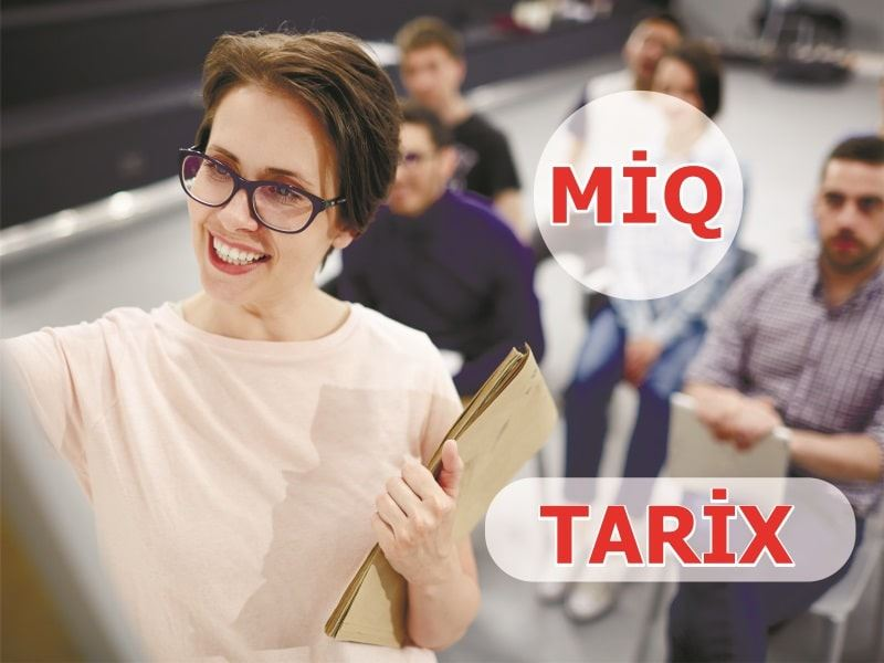 MİQ - Tarix