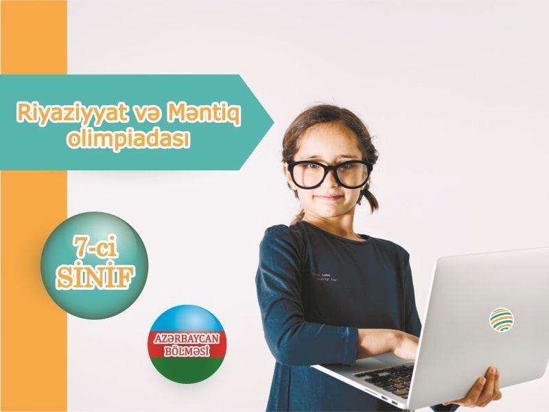7-ci sinif riyaziyyat və məntiq olimpiadası - 8 sentyabr