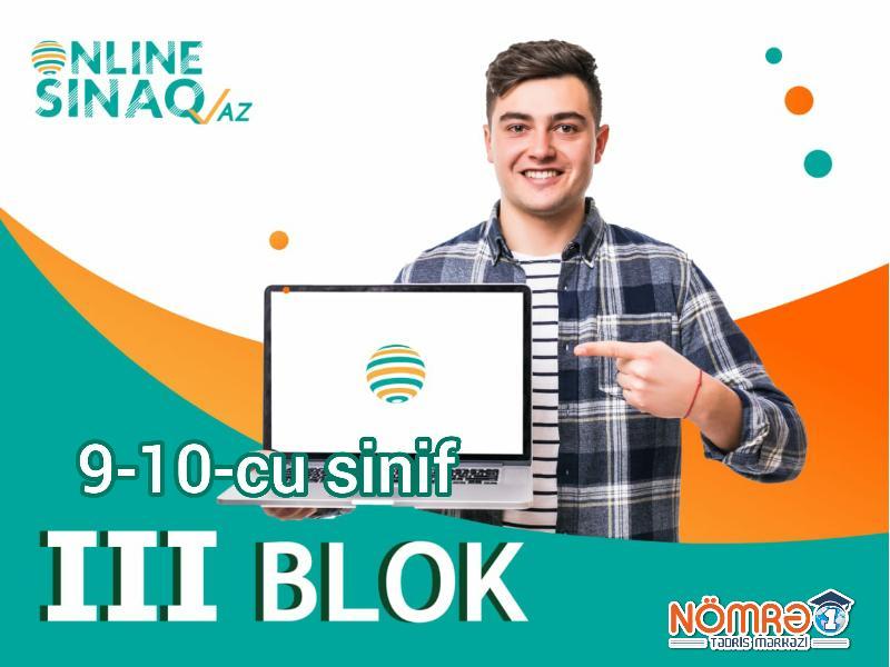 9-10-cu sinif lll BLOK